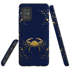 For Samsung Galaxy A51 5G/4G, A71 5G/4G, A90 5G Case, Tough Protective Back Cover, Cancer Drawing | Protective Cases | iCoverLover.com.au