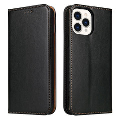 iPhone 13 Pro Max, 13, 13 Pro, 13 mini Case, PU Leather Protective Wallet Cover in Black   iCoverLover Australia