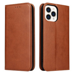 iPhone 13 Pro Max, 13, 13 Pro, 13 mini Case, PU Leather Protective Wallet Cover in Brown   iCoverLover Australia