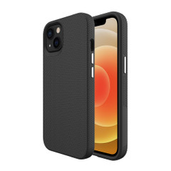 For iPhone 13 Pro Max, 13, 13 Pro, 13 mini Case, Protective Slim Cover, Black   iCoverLover Australia