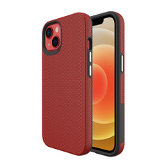 For iPhone 13 Pro Max, 13, 13 Pro, 13 mini Case, Protective Slim Cover, Red | iCoverLover Australia
