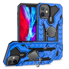 Tough Case For iPhone 13 Pro Max, 13, 13 Pro, 13 mini, Magnetic Ring Holder, Blue | iCoverLover Australia