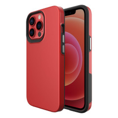 For iPhone 13 Pro Max, 13, 13 Pro, 13 mini Case, Shockproof Protective Cover, Red | iCoverLover Australia