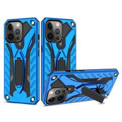 Armour Case For iPhone 13 Pro Max, 13, 13 Pro, 13 mini Case, Kickstand, Blue | iCoverLover Australia