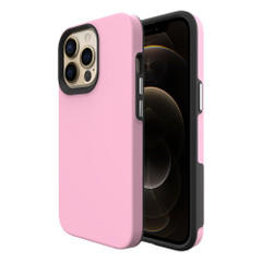 For iPhone 13 Pro Max, 13, 13 Pro, 13 mini Case, Shockproof Protective Cover, Pink | iCoverLover Australia