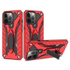 Armour Case For iPhone 13 Pro Max, 13, 13 Pro, 13 mini Case, Kickstand, Red | iCoverLover Australia