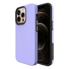 For iPhone 13 Pro Max, 13, 13 Pro, 13 mini Case, Shockproof Protective Cover, Purple | iCoverLover Australia