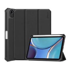 For iPad mini 6 Case, PU Leather Cover, Stand, Sleep/Wake-up Function, Pencil Slot | iPad mini Cases | iCoverLover.com.au