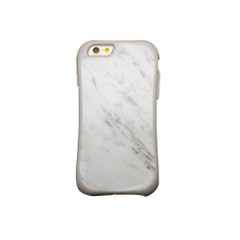 White Plated Marble iPhone 6 & 6S case | Marble iPhone 6 & 6S Cases | Marble iPhone 6 & 6S Covers | iCoverLover