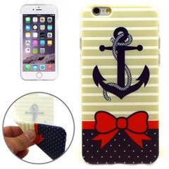 Anchor & Ribbon Grippy iPhone 6 & 6S Case | Fashion iPhone 6 & 6S Cases | Fashion iPhone 6 & 6S Covers | iCoverLover