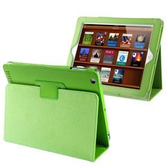 Green Lychee Leather iPad 2, iPad 3 & iPad 4 Case | Leather iPad 2, 3, 4 Cases | Smart iPad 2, 3, 4 Covers | iCoverLover