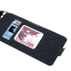 White Vertical Flip Samsung Galaxy Note FE Case | Leather Samsung Galaxy Note FE Cases | Leather Samsung Galaxy Note FE Covers | iCoverLover
