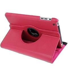 Pink Leather iPad Mini 1, 2, 3 Case | Leather iPad Mini 1 / 2 / 3 Cases | Leather iPad Mini 1 / 2 / 3 Covers | iCoverLover