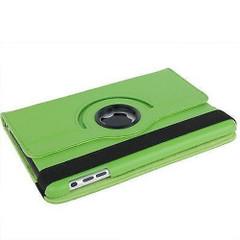 Green Leather iPad Mini 1, 2, 3 Case | Leather iPad Mini 1 / 2 / 3 Cases | Leather iPad Mini 1 / 2 / 3 Covers | iCoverLover