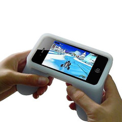 Gaming iPhone 4/4S Case | Gamer iPhone Handle | Gaming Case | iCoverLover