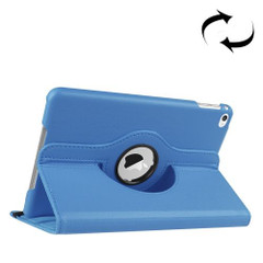 Blue Leather iPad Mini 4 Case | iPad mini Cases Australia | iPad mini Cases | iCoverLover