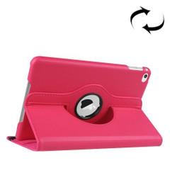 Magenta Leather iPad Mini 4 Case | iPad mini Cases Australia | iPad mini Cases | iCoverLover