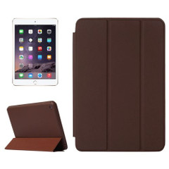Brown Smart Mini iPad 4 Case | iPad mini Cases Australia | iPad mini Cases | iCoverLover
