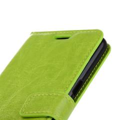 Green Retro Horse Texture Leather Samsung Galaxy S8 Case   Leather Samsung Galaxy S8 Cases   Leather Samsung Galaxy S8 Covers   iCoverLover