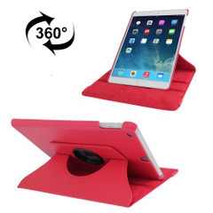 Red Lychee Rotatable Leather iPad 2017 9.7-inch Case  | Leather iPad 2017 Cases | iPad 2017 Covers | iCoverLover