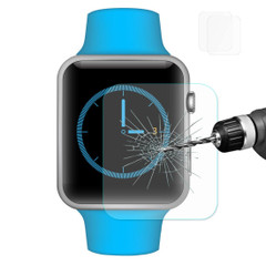 Apple Watch Series 4/3/2/1 (44mm,42mm) Explosion-Proof Tempered Glass Film   Tempered Glass Apple Watch Screen Protectors   iCoverLover
