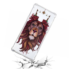 Lion King Pattern Samsung Galaxy Note 9 Back Case | Protective Samsung Galaxy Note 9 Cases | iCoverLover