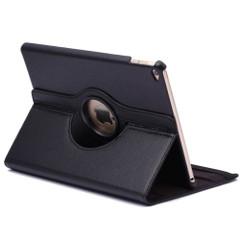 Black Rotatable Flip Leather iPad Air 2 Case