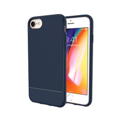 Blue Snap Armor iPhone SE (2020) / 8 / 7 / 6s / 6 Case | iCoverLover