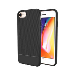 Black Snap Armor iPhone SE (2020) / 8 / 7 / 6s / 6 Case | iCoverLover