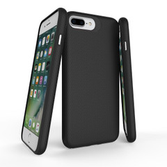 Black Armor iPhone SE (2020) / 8 / 7 / 6s / 6 Case | iCoverLover