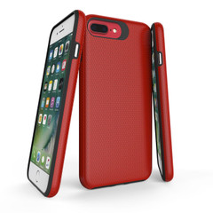Red Armor iPhone SE (2020) / 8 / 7 / 6s / 6 Case | iCoverLover