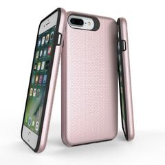Rose Gold Armor iPhone 6 PLUS & 6S PLUS Case   Protective iPhone Cases   Protective iPhone 6 PLUS & 6S PLUS Covers   iCoverLover