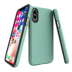 Mint Armour iPhone XS & X Case   Armor iPhone XS & X Covers   Strong iPhone XS & X Cases   iCoverLover