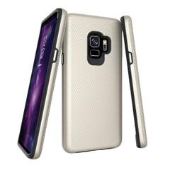 Gold Armour Samsung Galaxy S9 Case | Armor Samsung Galaxy S9 Cases | Shielding Samsung Galaxy S9 Covers | iCoverLover