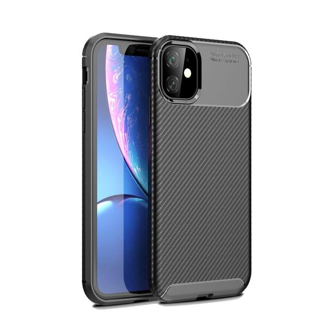 iPhone 11 Case Carbon Fibre Texture Cover | iCoverLover | Australia