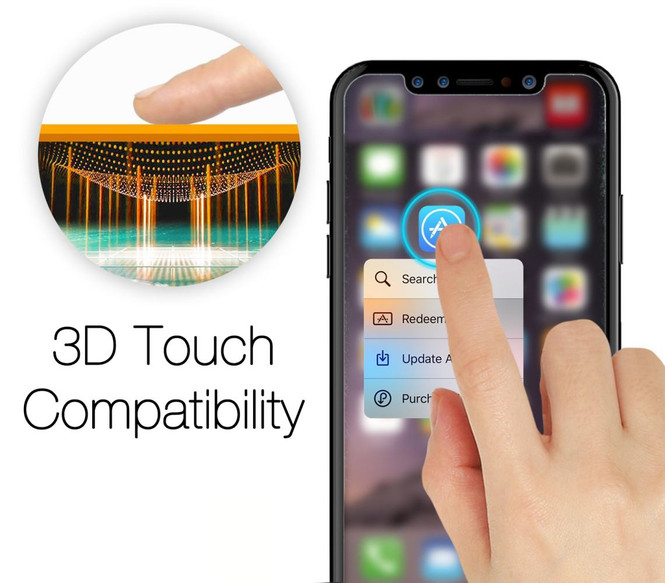 3-pack Tempered Glass Screen Protectors | iPhone 11/XR, 11 Pro/XS/X, Pro Max/XS Max | iCoverLover Australia