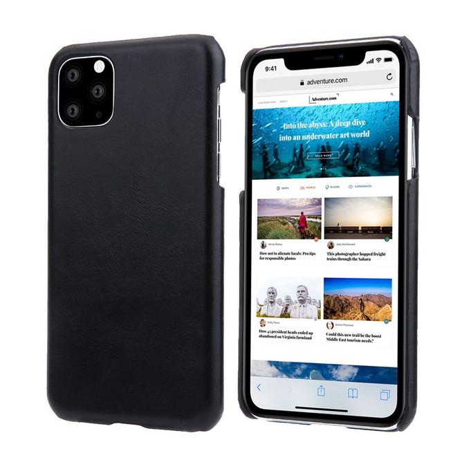 iPhone 11 Pro Max Elegant Genuine Leather Case   iCoverLover   Australia