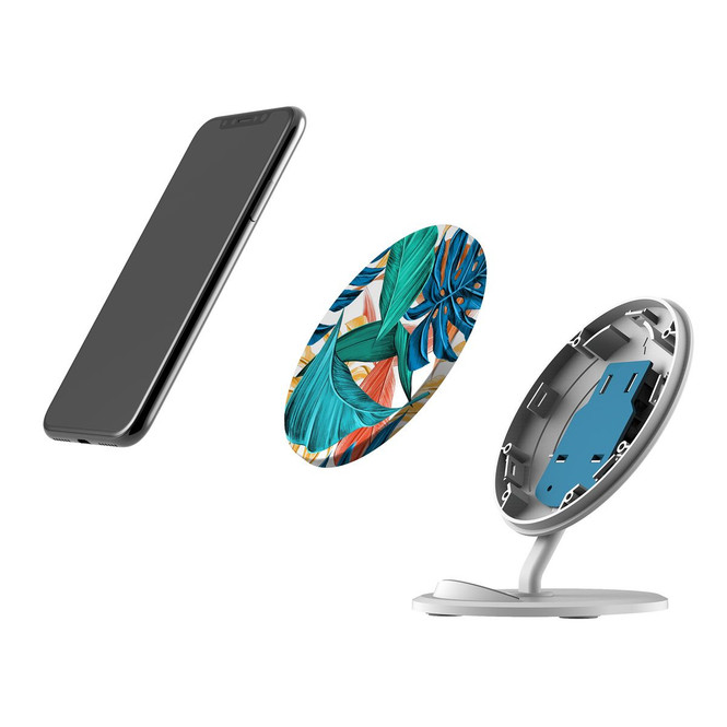 QI Wireless Charger iPhone 11,11 Pro, 11 Pro Max, Samsung Galaxy S10, S10+   Fast Wireless Charger   Qi Charging   iCoverLover