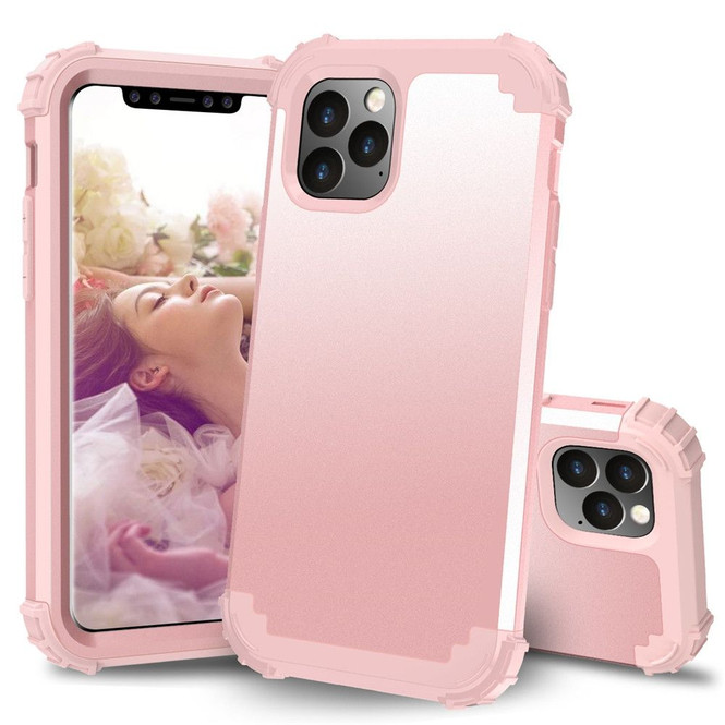 iPhone 11 Pro Max Protective Case Triple Layered Armour | iCoverLover | Australia