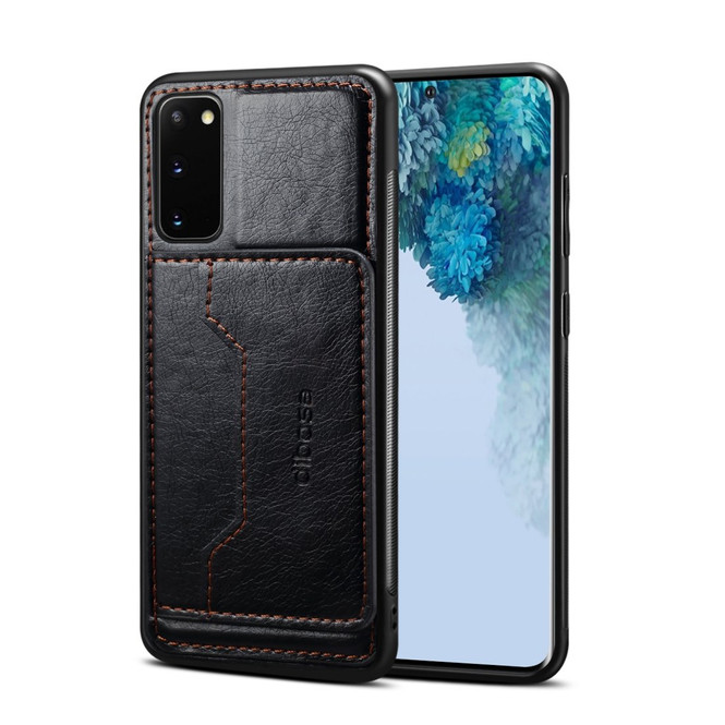 Samsung Galaxy S20 Case, PU Leather Protective Wallet Cover with Card Slot & Stand | iCoverLover Australia