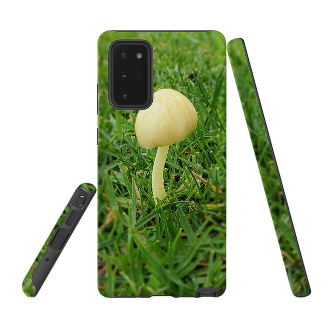 Armour Case, Tough Protective Back Cover, Mushroom | iCoverLover.com.au | Phone Cases