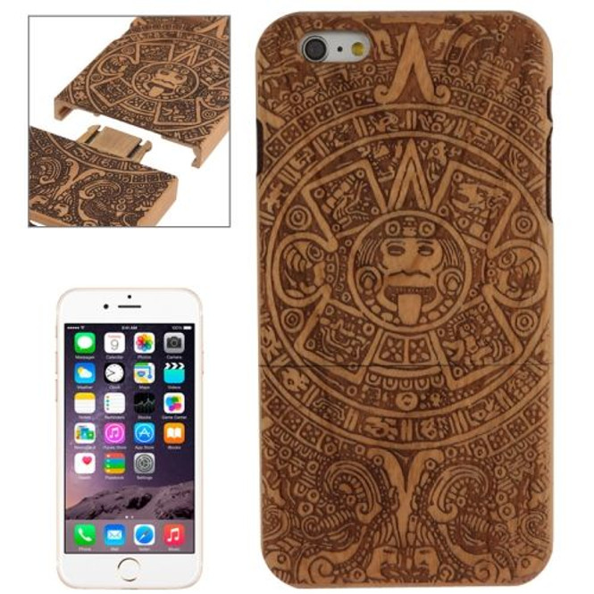 Maya Cherry Wood iPhone 6 Plus & 6S Plus Case   iPhone 6 Cases   iPhone 6 Covers   iCoverLover