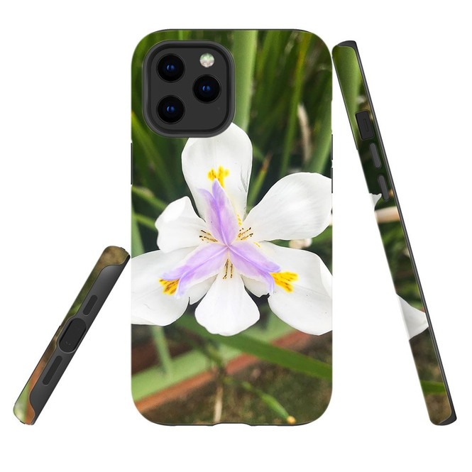 For Apple iPhone 12 Pro Max/12 Pro/12 mini Case, Tough Protective Back Cover, Blossoming | iCoverLover Australia