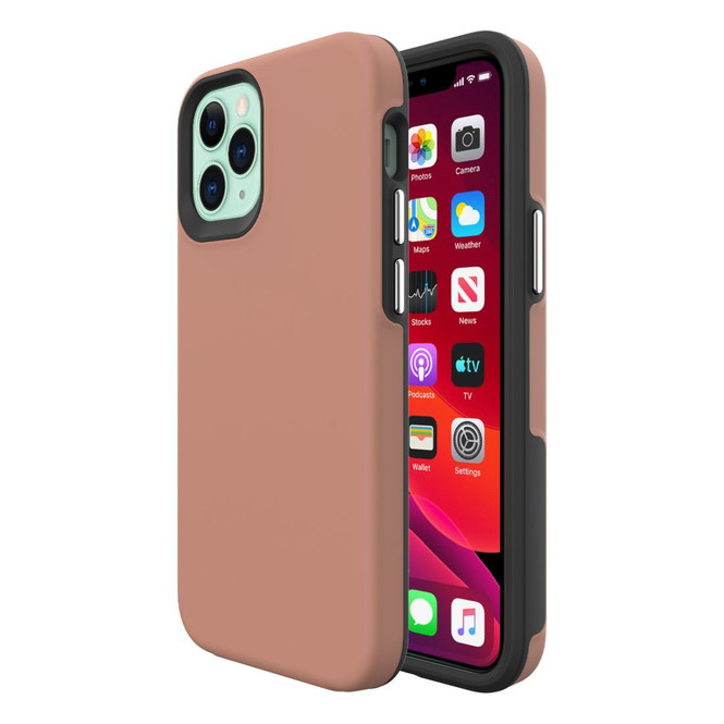 iPhone 12 Pro Max/12 Pro/12 mini Case, Shockproof Protective Cover Camel