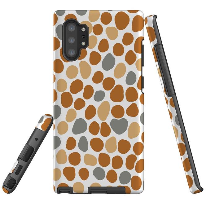 Protective Samsung Galaxy Note Series Case, Tough Back Cover, Pebbles   iCoverLover Australia