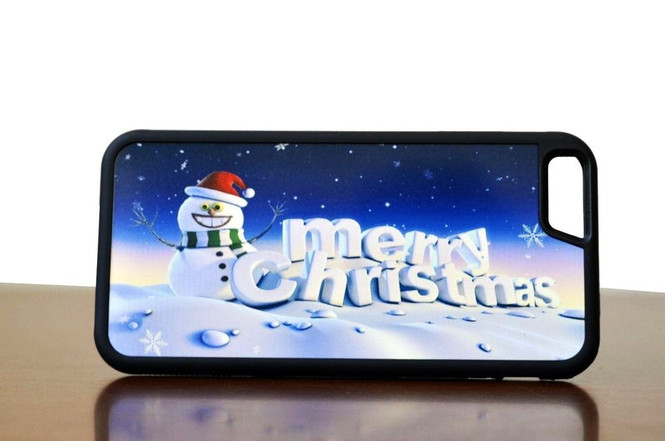 Christmas Snowman iPhone 6 & 6S Case | Protective iPhone Cases | Protective iPhone 6/6S Covers | iCoverLover