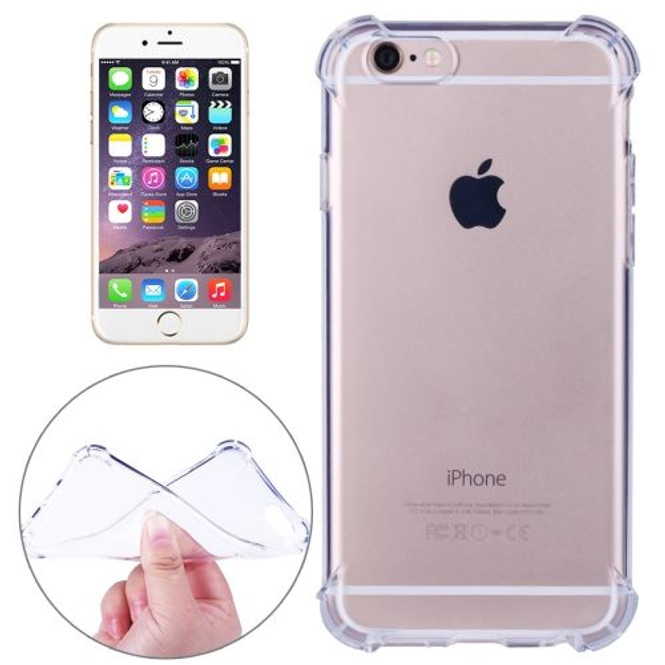 Completely Clear Grippy iPhone 6 & 6S Case | Protective iPhone Cases | Protective iPhone 6 & 6S Covers