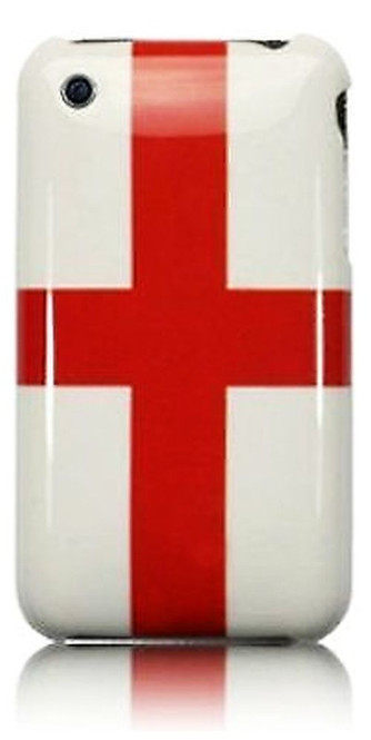 England Flag iPhone 3 Case |English iPhone Case | St Georges Cross iPhone Case | iCoverLover