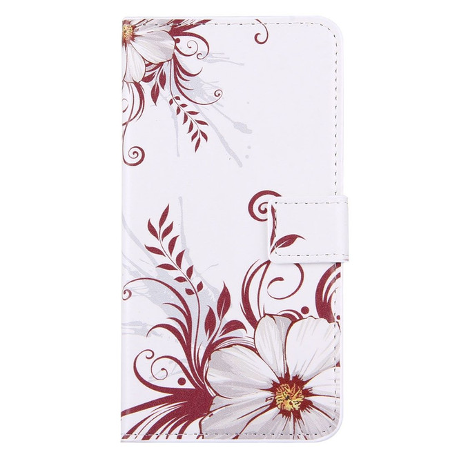Flower Buds Leather Wallet iPhone 8 PLUS & 7 PLUS Case | iPhone 8 PLUS & 7 PLUS Case Leather Cases | iPhone 8 PLUS & 7 PLUS Case Leather Covers | iCoverLover