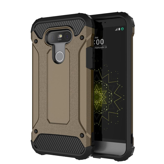 Coffee Strong Armour LG G5 Case | Armor LG G5 Cases | Armor LG G5 Covers | iCoverLover